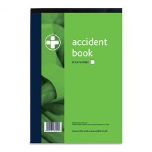 Reliance Accident Report Book