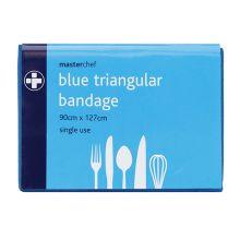 Reliance Blue Triangular Bandage