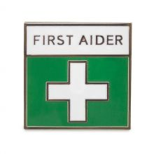 Reliance First Aider Badge