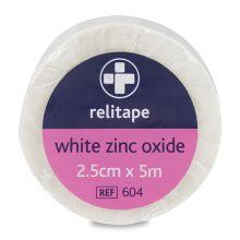 Reliance Relitape Zinc Oxide Tape