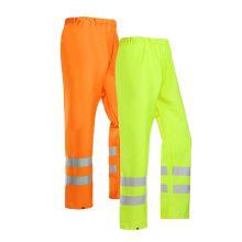 Sioen Gemini Hi-Vis Reflective Rain Trousers