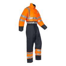 Sioen Rabaul Hi-Vis Flexothane Winter Boiler Suits