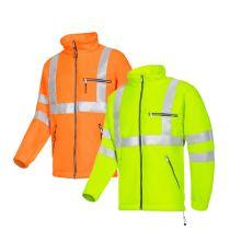 Sioen Reims Hi-Vis Fleece Jackets