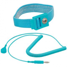 Pelstat ESD Wrist Band and Coil