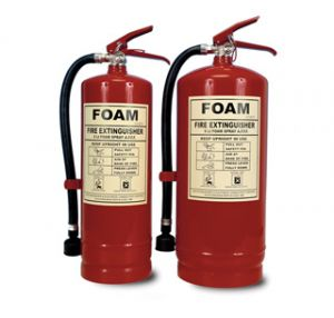Dependable Foam Fire Extinguishers