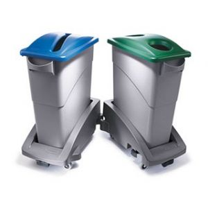 Rubbermaid Slim Jim Bins