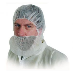 Superior Cleanroom Beard Covers