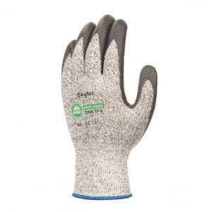 Skytec Tons TF-5 Foam Nitrile Palm Cut Gloves