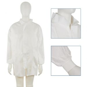 Superior Chem-Protekt Anti-Static Lab Coat