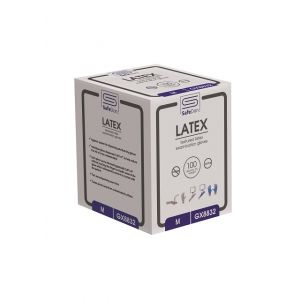 Polyco Safedon Latex Disposable Gloves
