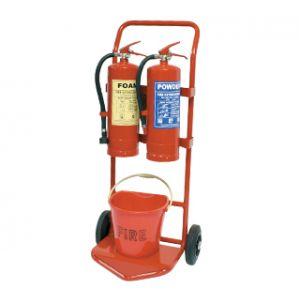 Dependable Mobile Fire Point