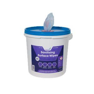Smartora Sanitising Surface Wipes - Bucket 1000
