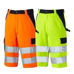 Dickies Industrial Hi-Vis Shorts