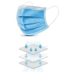 Superior 3-Ply Surgical Face Mask