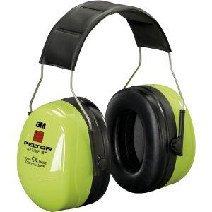 3M Peltor Optime III Hi-Vis Headband Ear Muffs