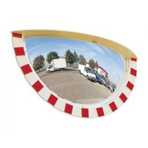 Dependable Traffic Mirror 3 Direction Viewing