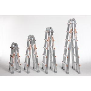 WAKU Telescopic Ladders