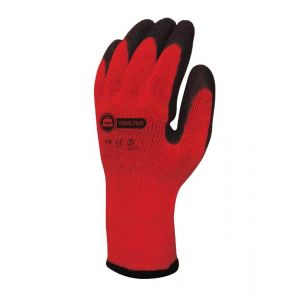 Skytec Tons Red Grip Gloves