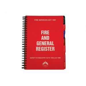 Dependable Fire and General Register Book