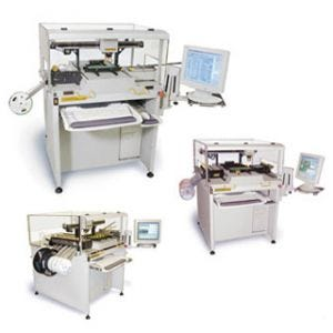 DDM Novastar Automated Pick and Place Machines