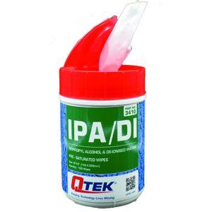 QTEK IPA/DI Wipes Refill