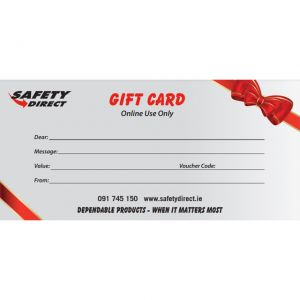 Safety Direct Gift Vouchers - Online Use Only