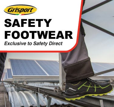 Grisport Footwear exclusive to Safety Direct