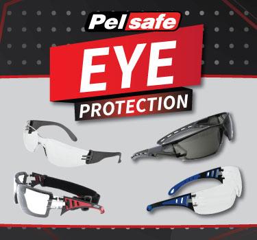 Pelsafe Eye Protection